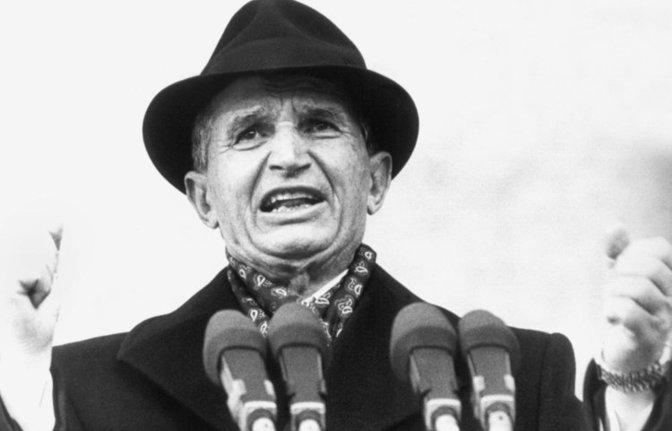Ceaucescu