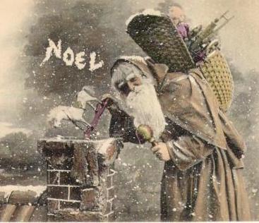 Pere-Noel-cheminee